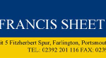 Sonsored by St Fransis Sheet Sales